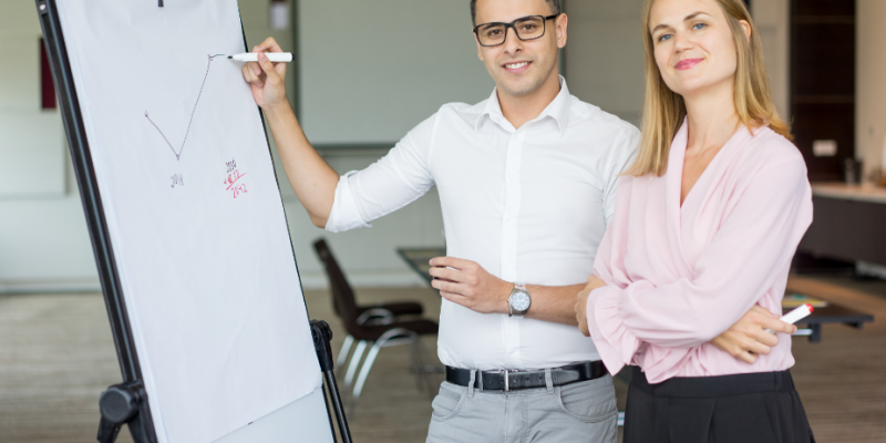 مدیر فروش موفق کیست و چگونه به رشد سازمان کمک می کند؟